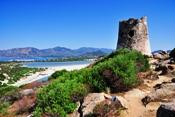 Mit dem Leihwagen von Cagliari aus Sardinien entdecken