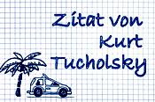 Lustige Urlaubssprüche - deutscher Tourist im Ausland