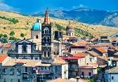 Mit dem Leihwagen von Catania aus Sizilien entdecken